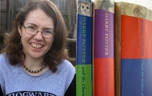 Cô gái có khả năng ghi nhớ từng từ một trong trọn bộ Harry Potter