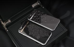 Chiêm ngưỡng iPhone 7 đẹp lấp lánh kim cương khó cưỡng
