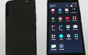 """HTC 10 lộ diện trước """"giờ G"""" trình làng"""