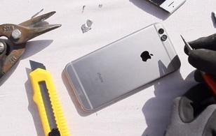 """Trải qua hàng loạt ca """"phẫu thuật"""", iPhone 6s lột xác thành iPhone 7"""