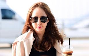 Park Min Young bị netizen tố nghiện thẩm mỹ khi xuất hiện với đôi mắt sưng vù tại sân bay