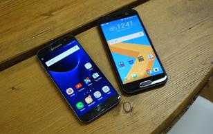 "5 lý do HTC 10 ""ăn đứt"" Samsung Galaxy S7"