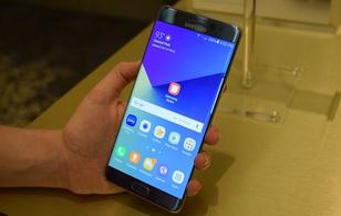 Siêu phẩm Galaxy Note7 đang cháy hàng trên toàn thế giới