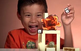 Những nhóc tì nổi như cồn nhờ YouTube