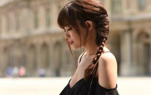 Tập trung vào mái tóc – Bí kíp hút like cho những tấm ảnh OOTD của bạn