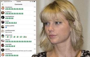 Taylor Swift đối mặt làn sóng chỉ trích mới vì được Instagram hỗ trợ chặn bình luận