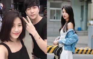 """""""Bạn gái tin đồn"""" của B Trần viết status đầy ẩn ý sau nghi án tái hợp của anh chàng và Quỳnh Anh Shyn"""