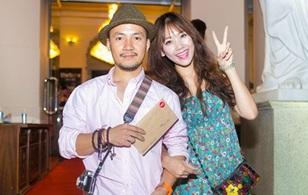 Đây là cách mà Hari Won và Đinh Tiến Đạt cho thấy chia tay vẫn có thể là bạn!