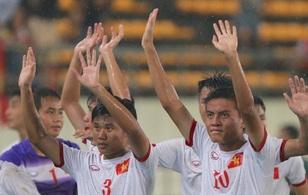 U19 Việt Nam đánh bại U19 Thái Lan trong trận mở màn BKZ Cup 2016