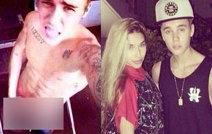 Justin Bieber bị bạn gái cũ tung thêm ảnh nude lên mạng?