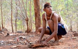 Hai chị em Tarzan đời thực sinh sống và làm bạn với thú rừng