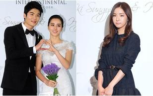 Dàn sao Hàn rạng rỡ đến mừng cưới Han Hye Jin