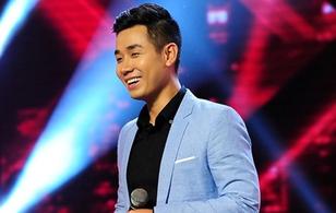 """Hé lộ hình ảnh Nguyên Khang làm MC của """"X-Factor Việt"""""""