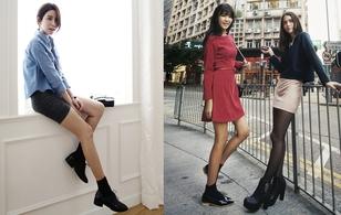 5 kiểu giày menswear có thể dễ dàng mix cùng váy
