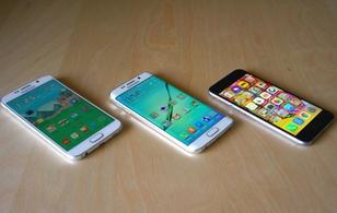 """Samsung cùng lúc tung 2 đoạn quảng cáo """"nói đểu"""" iPhone 6"""
