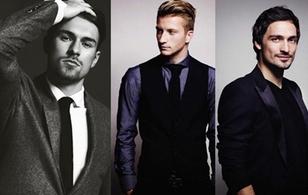 Những siêu sao bóng đá mặc vest đẹp nhất thế giới