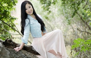 Em gái Ngô Kiến Hào gây sốt vì giống Park Shin Hye