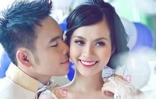 Lộ ảnh cưới Miss Teen Huyền Trang và Triệu Hoàng