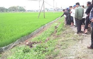 Phát hiện xác chết của thanh tra giao thông Hà Nội bên vệ đường