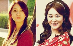 """Yoona đọ sắc cùng """"tình địch"""""""