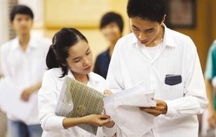 Học sinh bối rối với quy chế thi mới