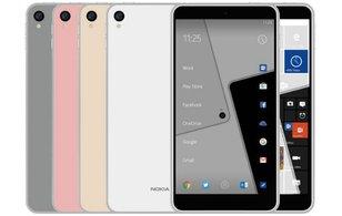 Lộ diện thiết kế smartphone Nokia C1 chạy Windows 10