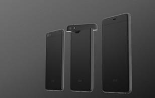 """Thêm một smartphone Trung Quốc """"quay cóp"""" thiết kế iPhone 6"""