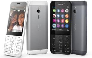 """Microsoft âm thầm ra điện thoại Nokia """"cục gạch"""" giá rẻ, pin trâu, selfie đẹp"""