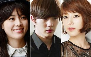 """Yoo Seung Ho liên tục """"hút hồn"""" đàn chị"""
