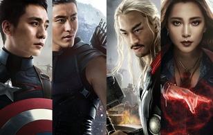 """Biệt đội cường nhân """"Avengers"""" phiên bản Hoa ngữ khiến fan cực thích thú"""