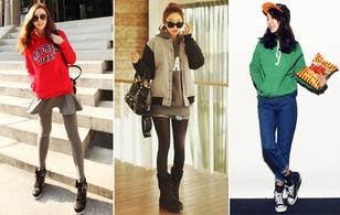 4 cách biến hóa linh hoạt, tiện dụng với áo hoodie