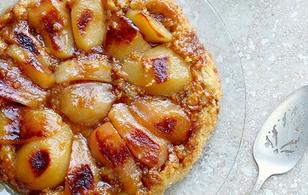 Tarte tatin - Món bánh táo lật ngược đầy quyến rũ của Pháp