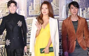 Dàn sao nổi tiếng châu Á hội tụ trên thảm đỏ lễ trao giải Đông Phương