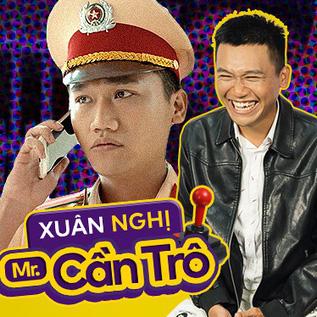 """Mr """"Cần Trô"""" Xuân Nghị giữ khoảng cách vì sợ chồng Bảo Thanh ghen, từ chối fan nữ tỏ tình cực đáng yêu"""