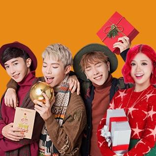 JAM Xpress: Suni Hạ Linh & nhóm MONSTAR  đón Giáng sinh cùng độc giả tại JAM!