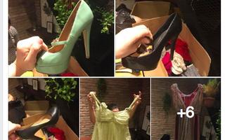 Kêu gọi ủng hộ miền Trung lũ lụt, nhóm từ thiện nhận được... giày cao gót và váy maxi