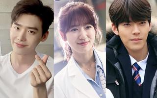 Lee Jong Suk – Park Shin Hye – Kim Woo Bin: Cuộc chiến vô nghĩa