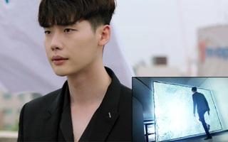 """""""W"""": Lee Jong Suk từ truyện tranh đã bước ra thế giới thực!"""