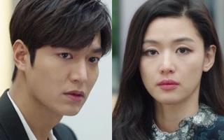 """Huyền Thoại Biển Xanh: Jeon Ji Hyun phát hiện mình bị Lee Min Ho """"lừa tình"""""""