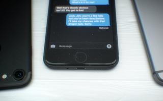 iPhone 7 sẽ có màu đen mới, nút Home chuyển thành dạng cảm ứng