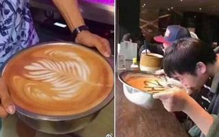 Muôn vàn kiểu mang cốc đi nhận cafe chùa của giới trẻ