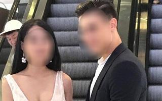 """""""Chú rể Tây"""" soái ca trong bức ảnh gây sốt ở Nha Trang bị lật tẩy lừa dối người yêu hiện tại, bắt cá hai tay"""