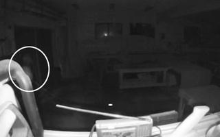 Lắp camera giám sát trong nhà, chàng trai hoang mang khi thấy bóng trắng và âm thanh lạ vào lúc 3h sáng