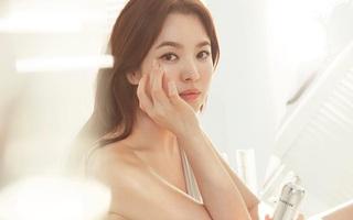 """""""Cô dâu tháng 10"""" Song Hye Kyo trở lại thời kỳ đỉnh cao nhan sắc sau tin kết hôn với Song Joong Ki"""