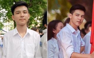 """""""Hotboy cầm cờ"""" trường Phan Đình Phùng lộ ảnh thời cấp 2, xuất hiện loạt tài khoản mạo danh trên Facebook"""