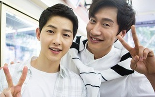 """""""Anh em cây khế"""" Lee Kwang Soo sẽ trở thành MC trong đám cưới thế kỷ của Song Joong Ki - Song Hye Kyo?"""