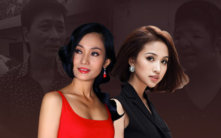 Không chỉ Quốc Tuấn, showbiz Việt cũng còn đó những bậc phụ huynh âm thầm cùng con chiến đấu bệnh tật
