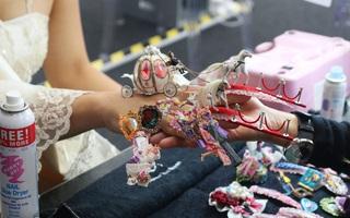 Thế vận hội tranh tài của những thợ làm móng khắp nơi trên thế giới