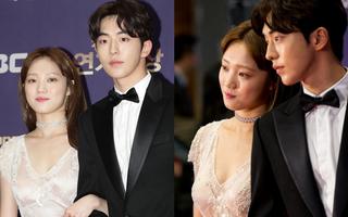 Báo Hàn đồng loạt đăng tải tin Lee Sung Kyung hẹn hò Nam Joo Hyuk được 5 tháng