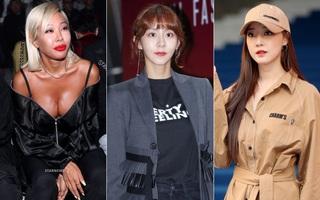 """Seoul Fashion Week: Loạt sao tiếng tăm gây thất vọng vì nhan sắc """"thảm họa"""" và style nhàm chán, các người đẹp ít tiếng lại tỏa sáng"""